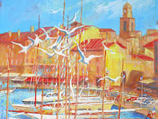 Terence Gilbert<br>St Tropez
